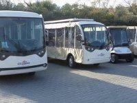 Çevre dostu elektrikli araçlar turizmin hizmetinde