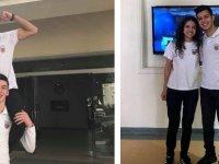 2 Kıbrıslı Türk öğrenci Amerikan Akademi'nin kaptanlığına seçildi