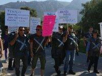 Zeytinlik'te yurt inşaatına karşı eylem yapıldı
