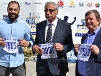 Girne Maratonu Pazar günü yapılıyor