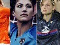 Dünyanın en seksi kadın futbolcuları