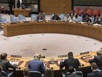 Filistin, BMGK'yi harekete geçmeye çağırdı
