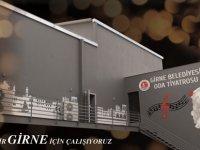 Girne Belediyesi oda tiyatrosu 12 Nisan'da açılıyor