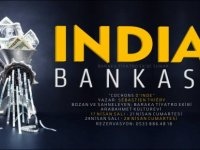 """Baraka Tiyatro, """"India Bankası"""" ile 17 Nisan'da seyirciyle buluşuyor"""