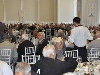 Güzelyurt Belediyesi'nin yaşlılar haftası organizasyonunda bin 600 kişi ağırlandı