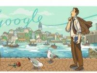 Google'dan Orhan Veli Kanık'a özel 'doodle'