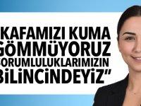 İçişleri Bakanı Baybars Kerhaneler Çalıştayı'nda konuştu