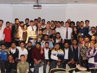 """LAÜ'de """"E-Spor İş Birliğinde Maç Analizi"""" konulu Basketbol-Futbol Çalıştayı gerçekleştirildi"""