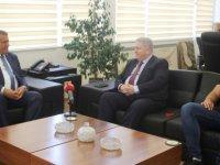 TKP Yeni Güçler Genel Başkanı Çakıcı Arter'i ziyaret etti