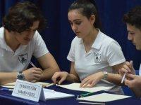 DAÜ 24. Liselerarası Matematik Yarışması'nı 19 Mayıs TMK kazandı