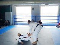 YDK Öğrencileri Brazilian Jiu Jitsu Savunma Sanatı ile İlgiliBilgiler Aldı