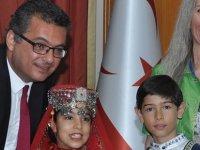 23 Nisan Çocukları Başbakanlık'taydı