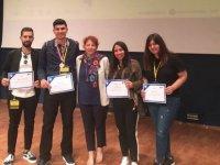 DAÜ öğrencisine Advertising Workshop Reklam Çalıştayı'ndan ikincilik ödülü