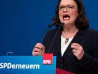 Alman Sosyal Demokrat Parti yeni genel başkanını seçti
