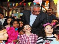 Güngördü'nün 23 Nisan Ulusal Egemenlik ve Çocuk Bayramı mesajı