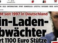 """Almanya şokta: """"Bin Ladin'in koruması Almanya'da sığınmacı yardımı alarak yaşıyor"""""""