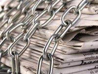 Türkiye basın özgürlüğünde 180 ülke arasında 157. sıraya geriledi
