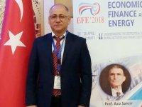 DAÜ'den Uluslararası Enerji Kongresi'nde önemli temsiliyet