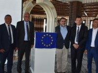 Girne'de transfer istasyonu tanıtıldı… 4 belediye faydalanacak