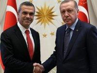 Meclis Başkanı Uluçay, Erdoğan tarafından kabul edildi