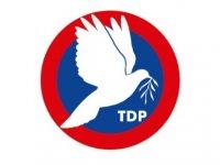 TDP Kurultayı 25 Kasım'da yapılıyor