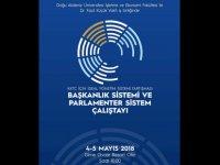 KKTC'de idealyönetim sistemi tartışılacak