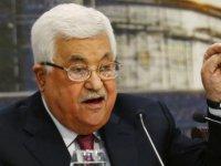 Mahmud Abbas Holokost sözleri için özür diledi