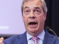 """Farage: """"AB projesinin son günleri yaklaşıyor"""""""