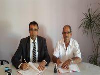 İnönü Belediyesi'nde toplu iş sözleşmesi yapıldı