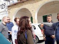 Estonya Tartu Üniversitesi Öğrencileri, YDÜ'ye Araştırma Ziyareti Gerçekleştirdi…