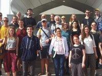 Berlin Humboldt Üniversitesi 28 Kişilik Akademik Grupla YDÜ'ye Ziyaret Gerçekleştirdi