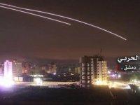 """Suriye: """"İsrail savaşta yeni bir fasıl açtı"""""""