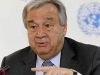 BM Genel Sekreteri'nden İsrail ve Suriye'ye çağrı