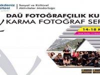DAÜ'de fotoğraf Sergisi