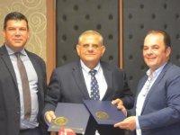 DAÜ ile Limak Cyprus Deluxe Hotel arasında iş birliği protokolü imzalandı