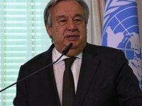 Guterres Gazze için kaygılı