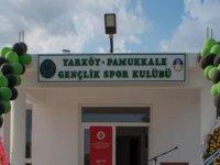 Yarköy'de iki ayrı bina hizmete girdi