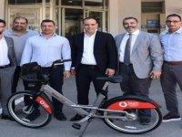 Lefkoşa'da Bisikletli Günler Başlıyor