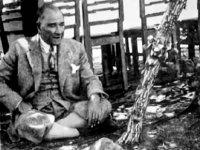 Atatürk'ün çok az bilinen tam 280 fotoğrafı