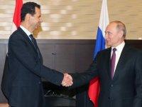 Soçi'de sürpriz Putin-Esad görüşmesi