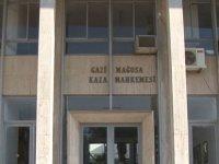 Mağusa Kaza Mahkemesi'nde güvenlik had safaya çıkarıldı