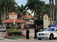 ABD Başkanı Trump'un golf tesislerine silahlı saldırı