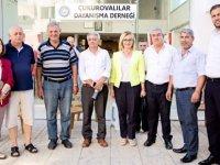 LTB Başkan adayı, Gencay Eroğlu hız kesmiyor