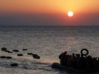 Karpaz'da 32 mülteci