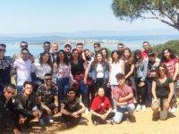 DAÜ Gastronomi ve Mutfak Sanatları Bölümü öğrencileri İzmir Çikolata Festivali'ndeydi