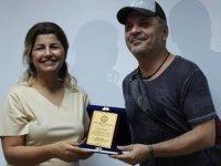 DAÜ İletişim Kulübü, ünlü yönetmen Nizam Eren ve oyuncu Necmi Yapıcı'yı ağırladı