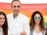 """""""LGBTİ + Dostu Belediyecilik Protokolü""""ne Harmancı da imza attı"""