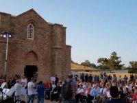 Gazimağusa'da iki kilisenin koruma çalışmaları tamamlandı