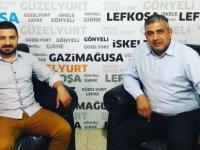 """Akdoğan Belediye Başkanı Ahmet Latif: """"Belediye Maaş ödeyemez durumdaydı"""""""