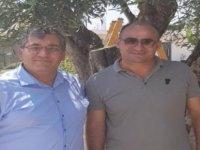 Bağımsız Mağusa Belediye Başkan Gökçe, Derinya Belediye Başkanı ile görüştü